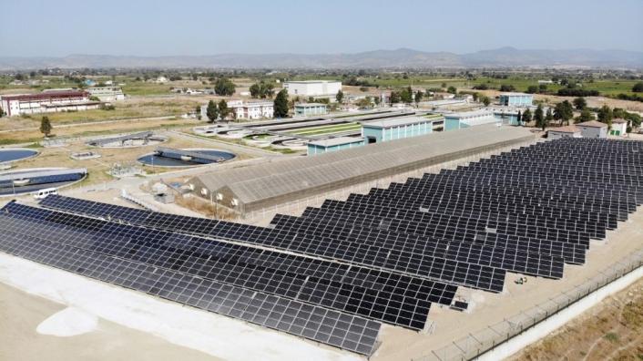 GES ile 1 milyon 500 bin lira tasarruf sağlanacak