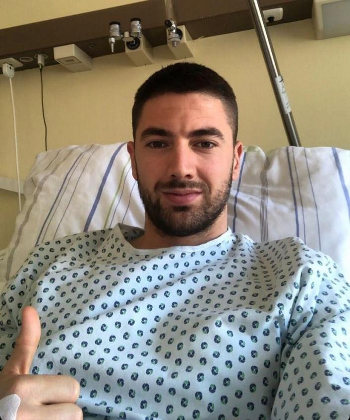 Göztepe´de Mihojevic ameliyat oldu