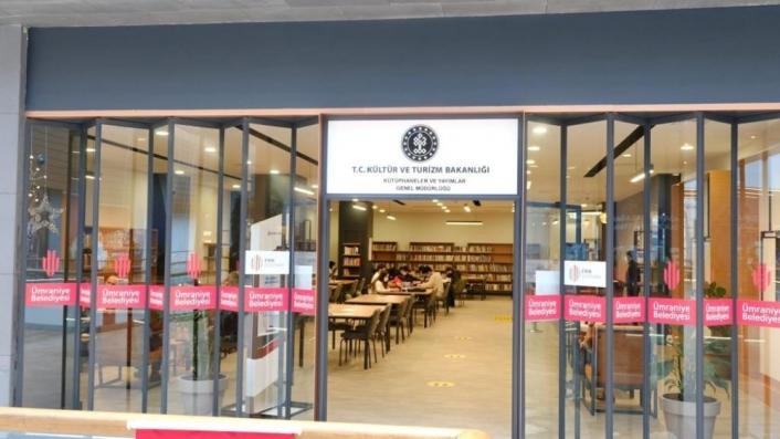 Kültür ve Turizm Bakanlığı´ndan bir AVM kütüphanesi daha