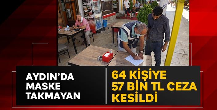 Kurallara uymayan 64 kişi affedilmedi!