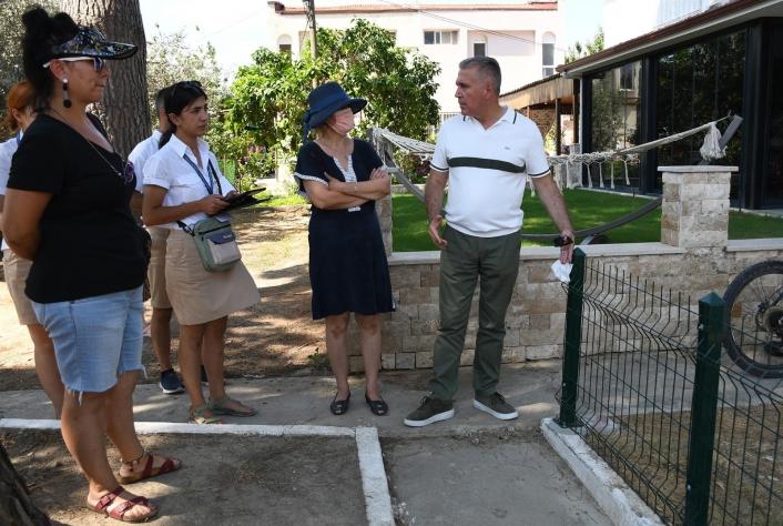 Kuşadası Belediyesi hizmetleri vatandaşlarla buluşuyor