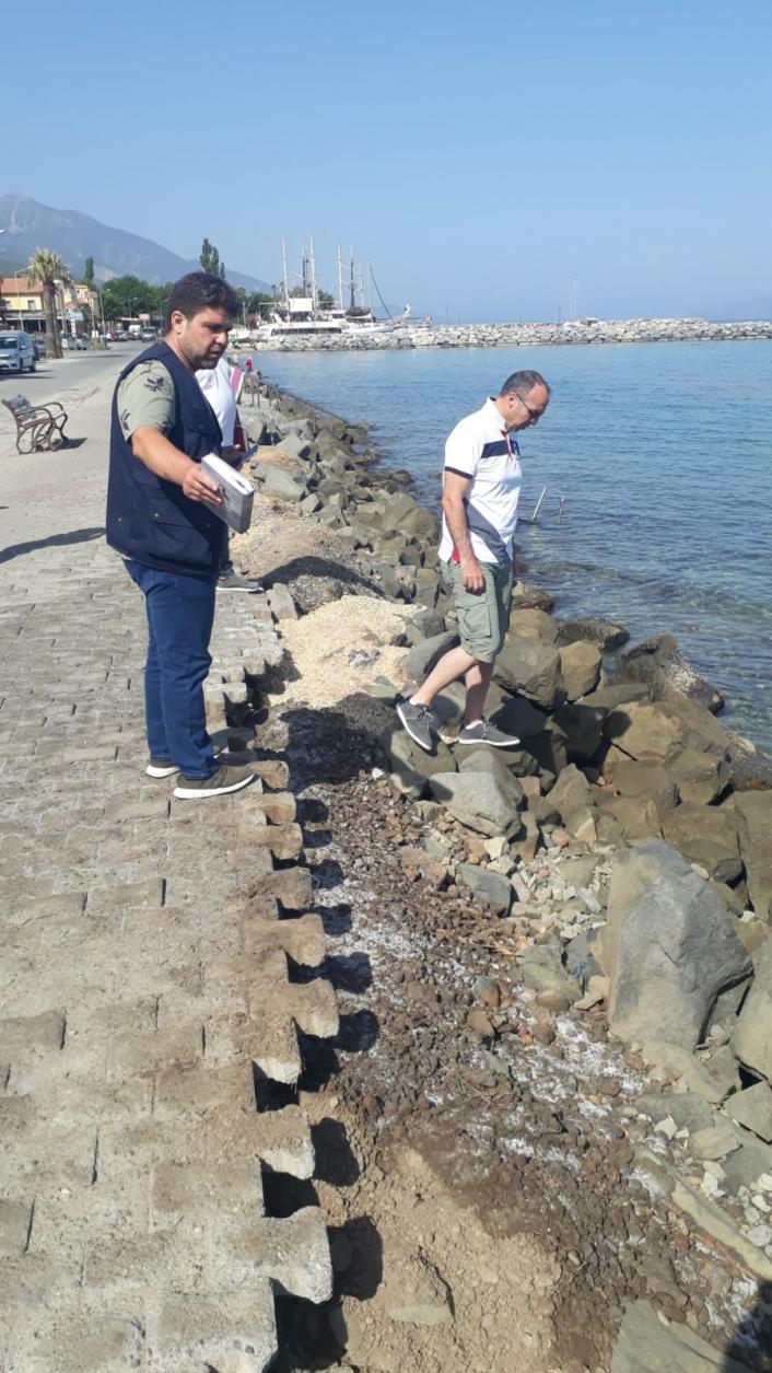 Kuşadası Belediyesi, tatilciler için ilave tedbirler aldı