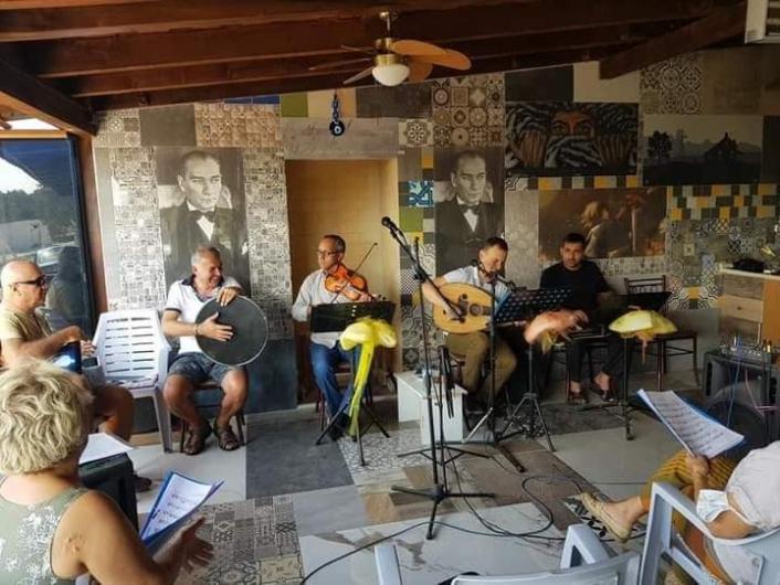 Kuşadası Türk Sanat Müziği konserleri yeniden başlıyor