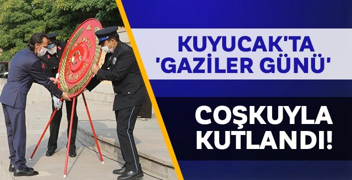 Kuyucak'ta 'Gaziler Günü' kutlandı