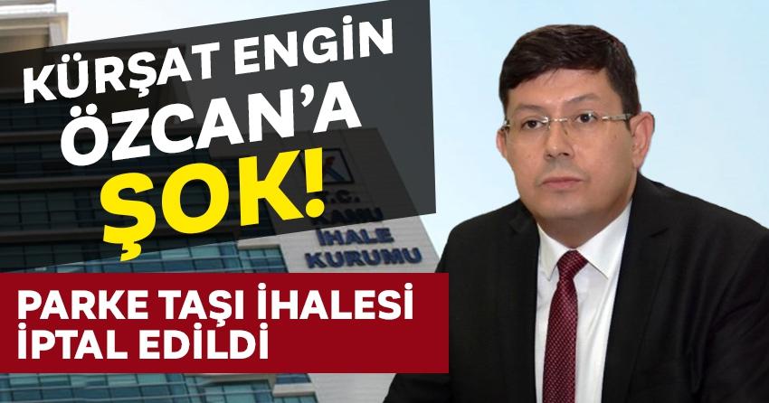 Nazilli Belediyesi'nde 'ihale' krizi! KİK tarafından iptal edildi...