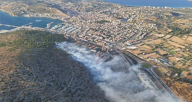 Pakdemirli: 'Gün içerisinde çıkan 45 yangın kontrol altına alındı'