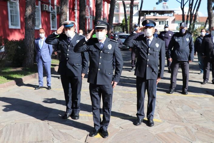 Polis Teşkilatı´nın 176. Kuruluş Yıldönümü Bozdoğan´da kutlandı