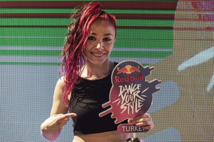 Red Bull Dance Your Style sahnesinden geçen isimler hikayelerini anlattı