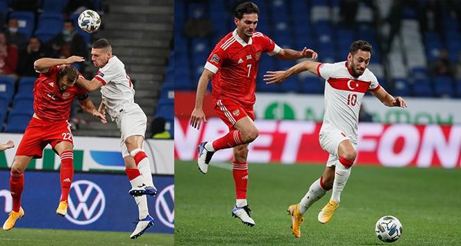 Rusya 1-1 Türkiye