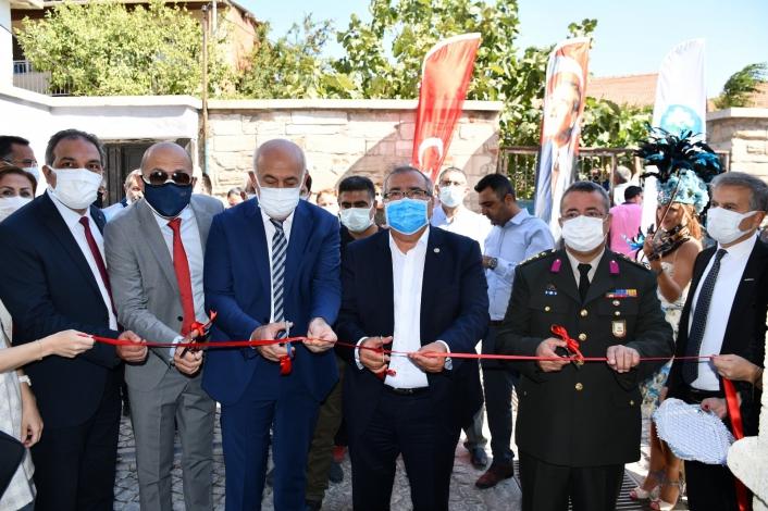 Söke Belediyesi tarafından restore edilen Konuk Evi´nin açılışı yapıldı