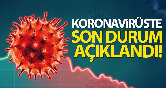 Son 24 saatte korona virüsten 112 kişi hayatını kaybetti