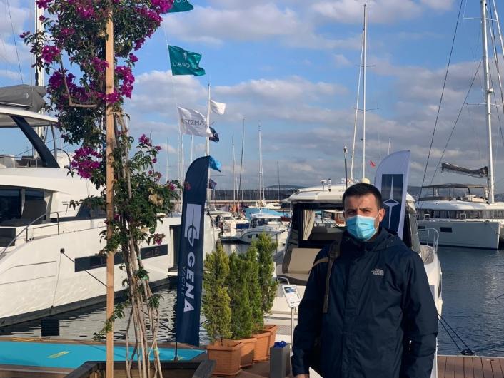Su Üstünde, Uluslararası Boat Show Denizcilik Fuarı´nda
