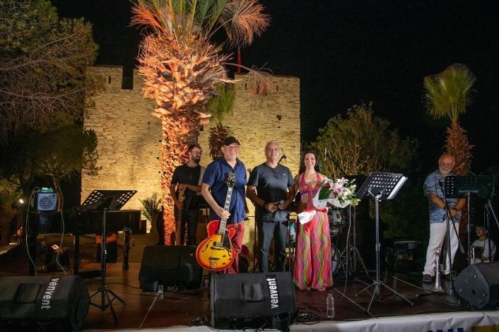 Türk cazının ustalarından Güvercinada´da unutulmaz konser