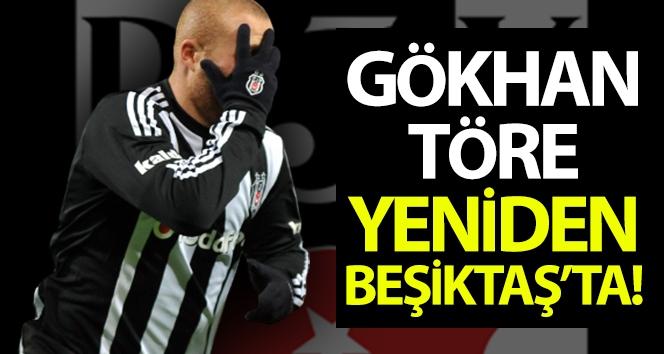 Gökhan Töre Beşiktaş'ta!