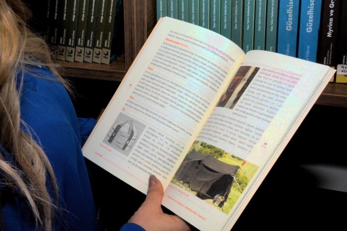 `Yörükler ve Derici Yörükleri Tarihi´ isimli kitabın dağıtımı sürüyor